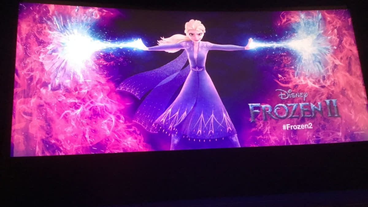 Does Frozen II Have a Post-Credits Scene? #Frozen2