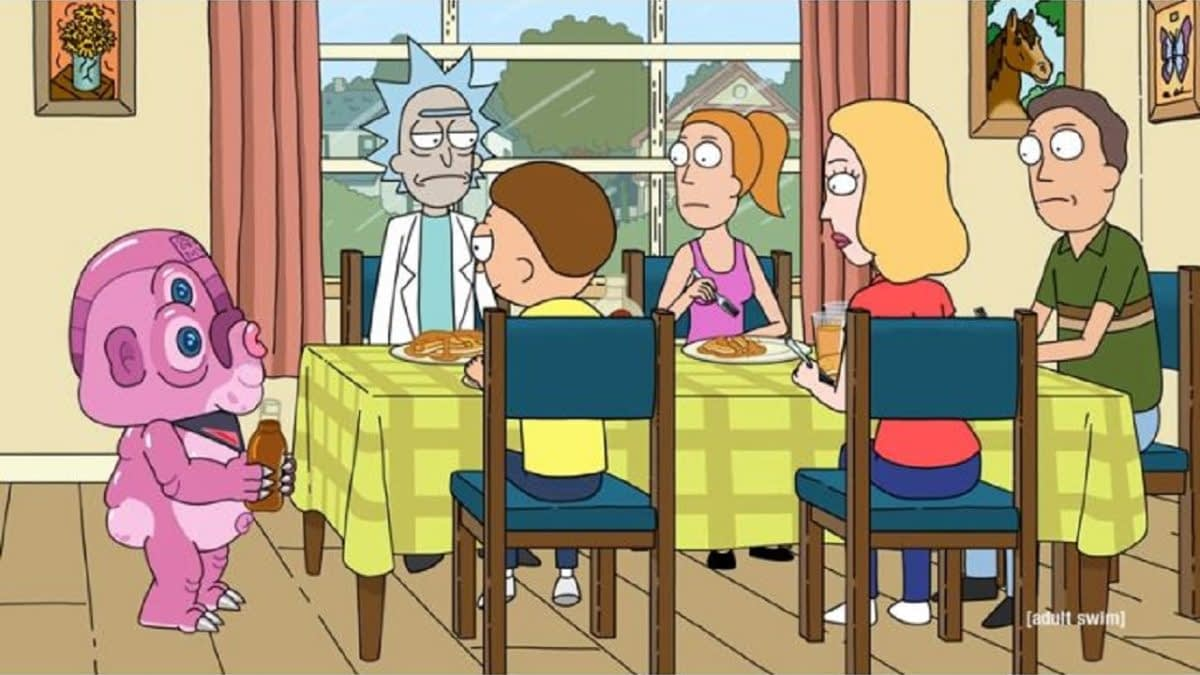 """Rick and Morty"" Season 4 ""The Old Man and the Seat"" Preview: So We SHOULDN'T Develop an App with Glootie? [VIDEO]"