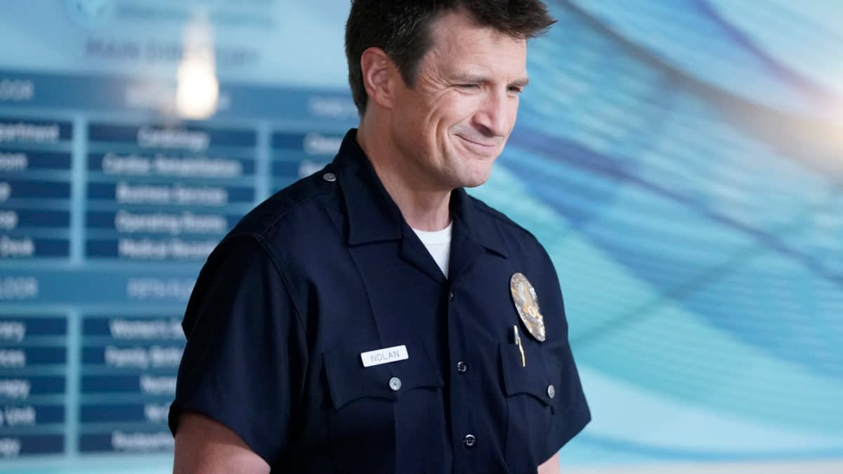 """The Rookie"" Season 2 ""Clean Cut"" Preview - Alan Tudyk's Guest Role Is Bloody Awesome [SPOILERS]"