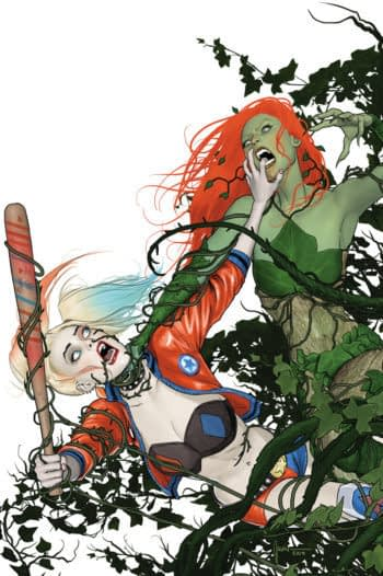 Harley Quinn and The Joker Get Back Together For DC Crimes of Passion in February?