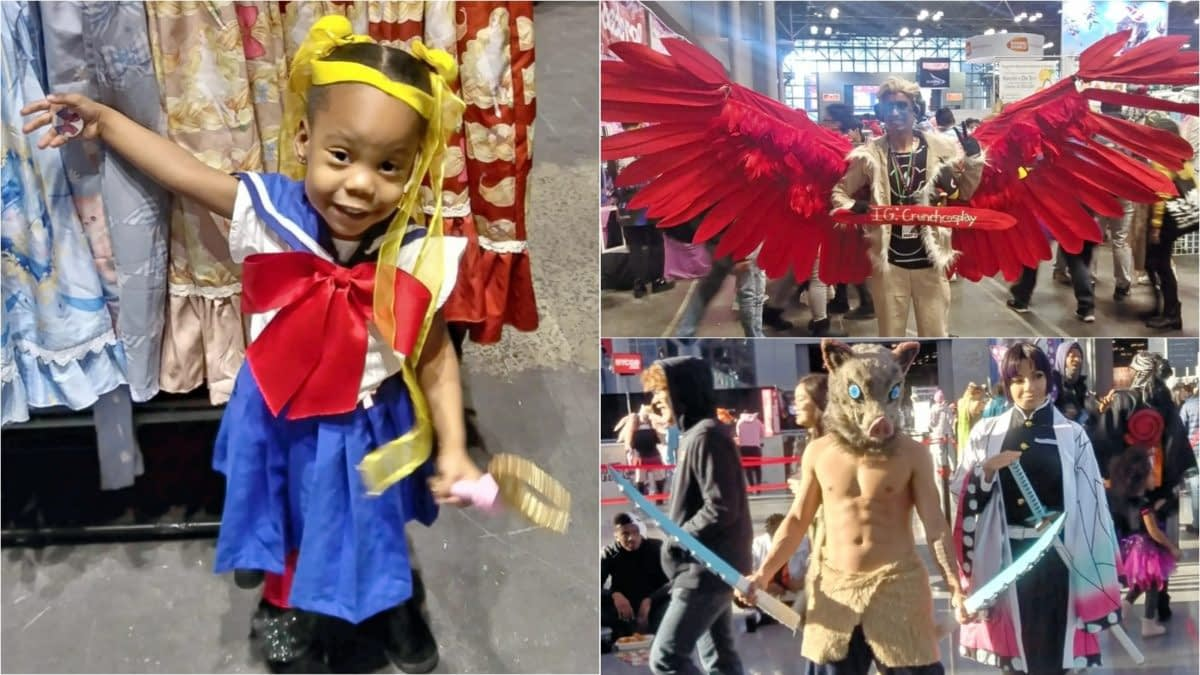 Anime NYC 2019: 50+ Images of Cosplay, Collectibles & More [GALLERY]