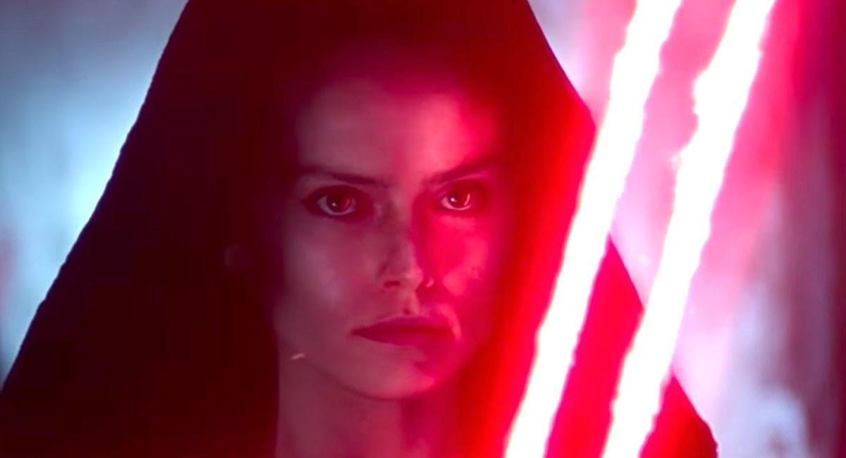 "'Star Wars: Rise of Skywalker': Dark Rey Was ""Fun to Play"" Says Daisy Ridley"