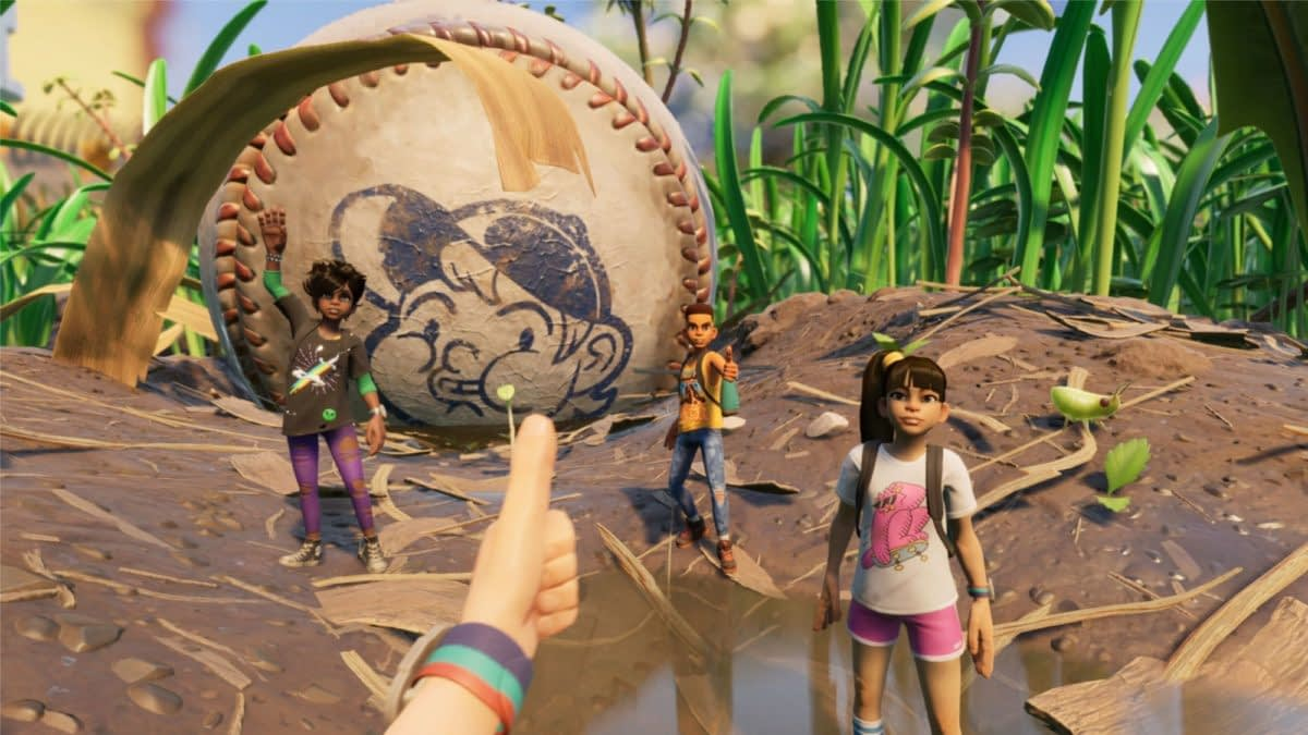 "Xbox Game Studios & Obsidian Entertainment Announce ""Grounded"""