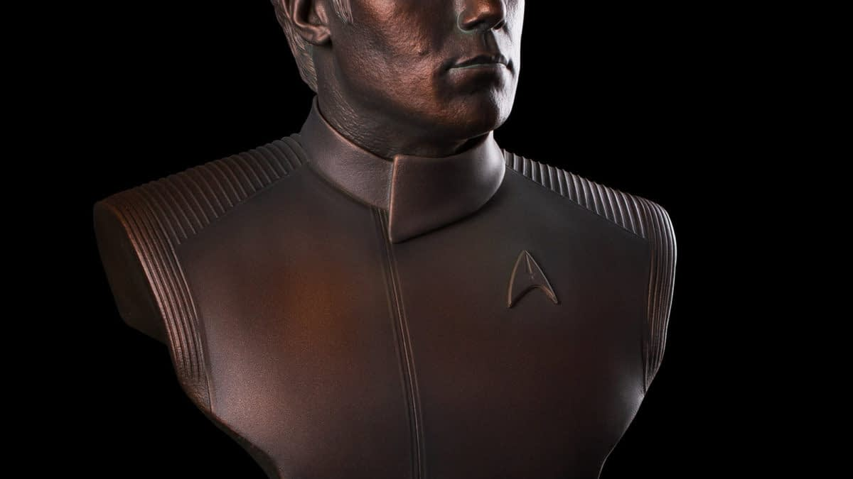 Star Trek Busts Are Here for You to Discover from Chronicle Collectibles