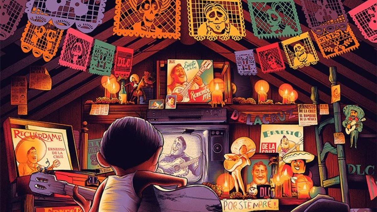 Mondo Announces Next Gallery Show Centered on Pixar