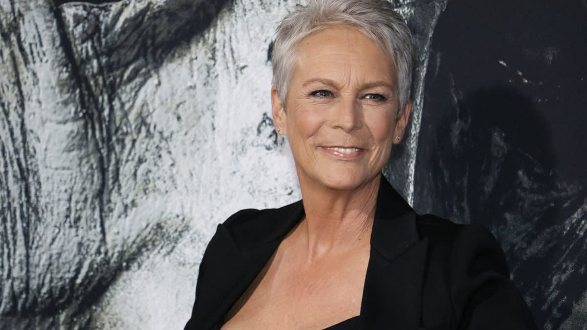 "Jamie Lee Curtis Talks Kyle Richards Return in ""Halloween Kills"""