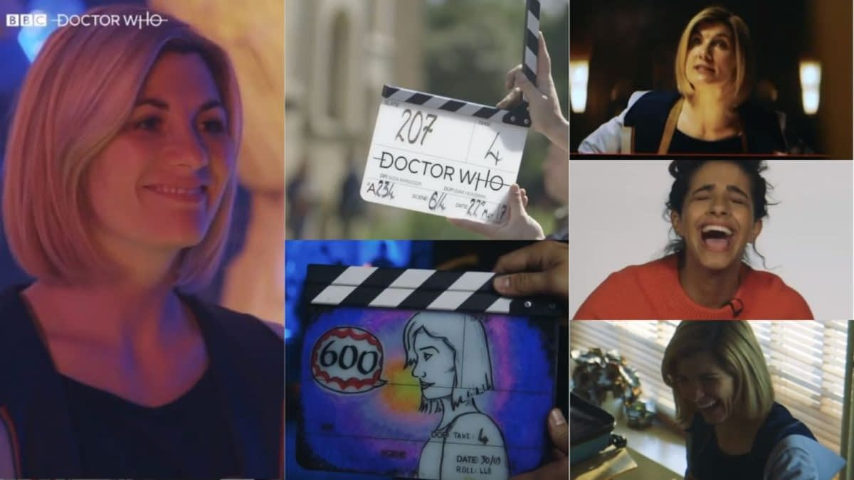 """Doctor Who"": BBC Celebrates Series 12 Filming Wrap with BTS Look - Trailer This Weekend? [VIDEO]"