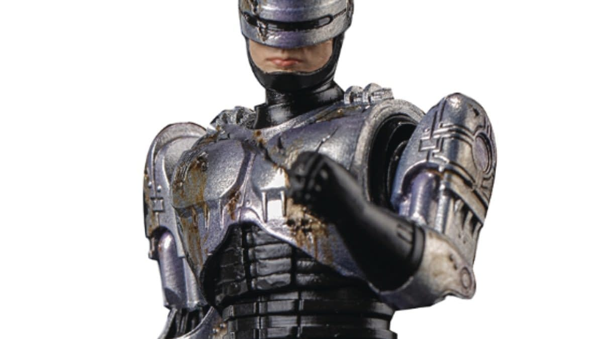 Robocop 1987 Returns with Two New Previews Exclusives