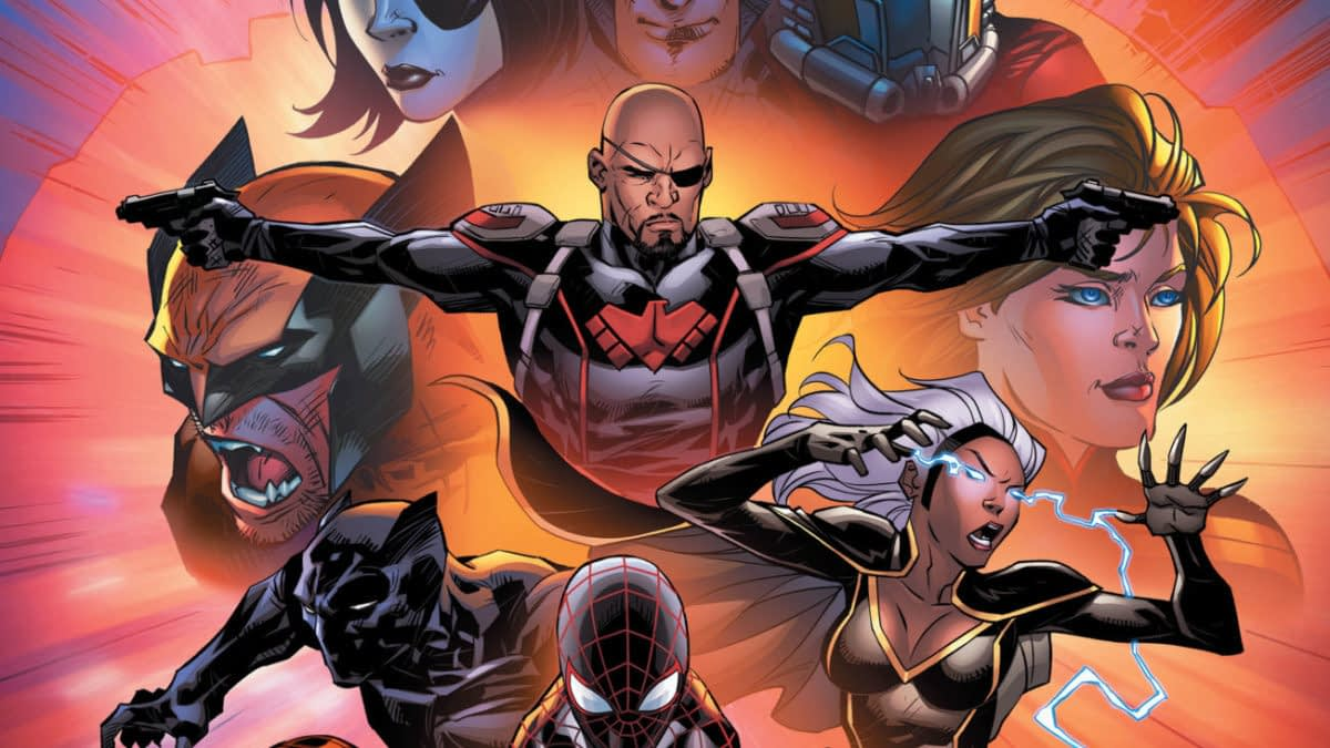 Now Marvel's Voices Podcast Gets a New #1 Issue