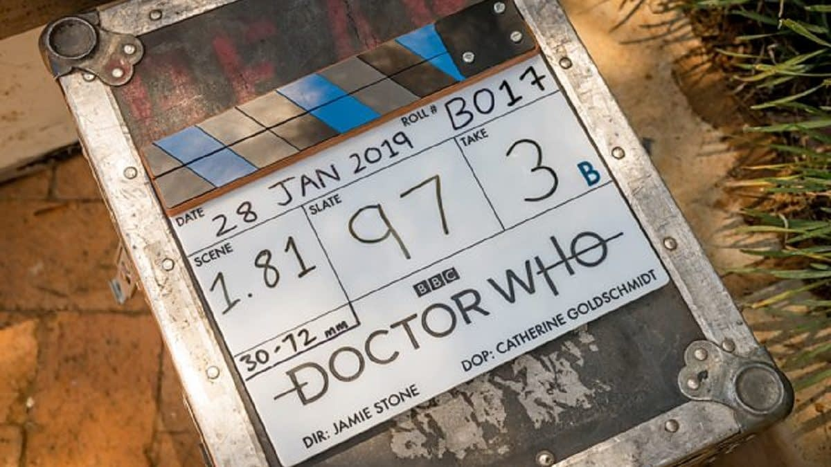 """Doctor Who"" Premiering ""Epic"" Two-Part Series 12 Opener on New Year's Day [REPORT]"