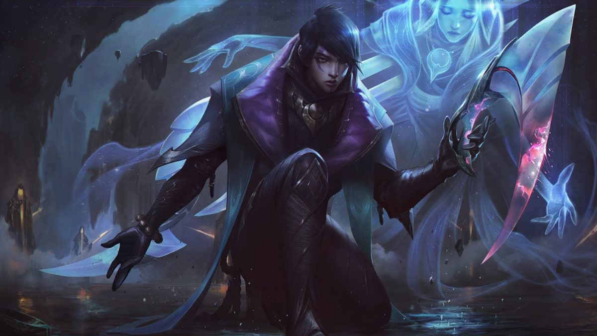 "Aphelios Will Be The Next Champion Joining ""League Of Legends"""