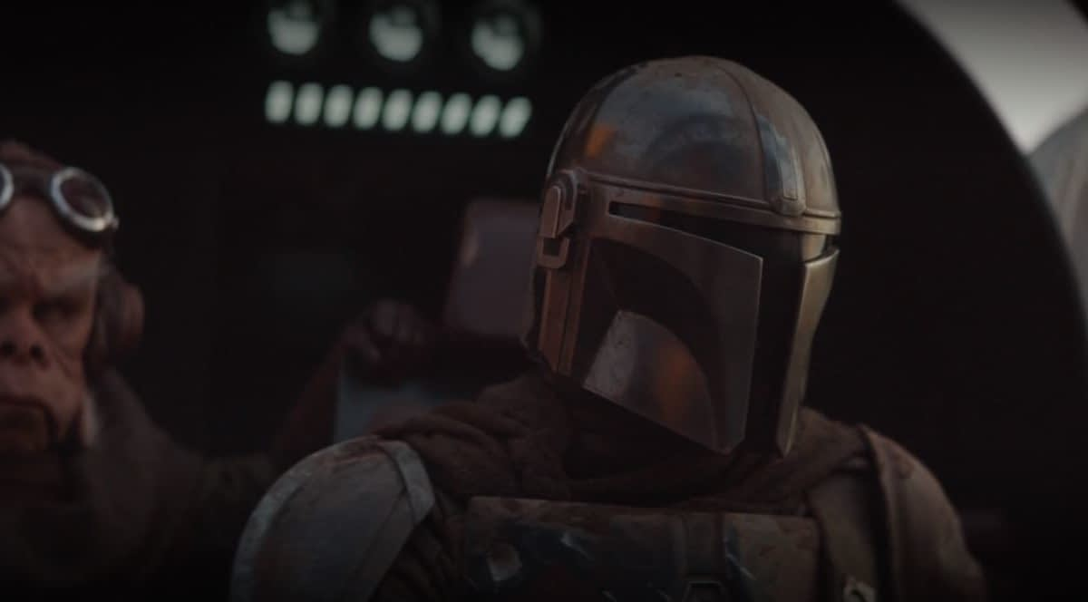 """The Mandalorian"": Jon Favreau's [SPOILER] Concept Art Kills Internet with Cuteness"