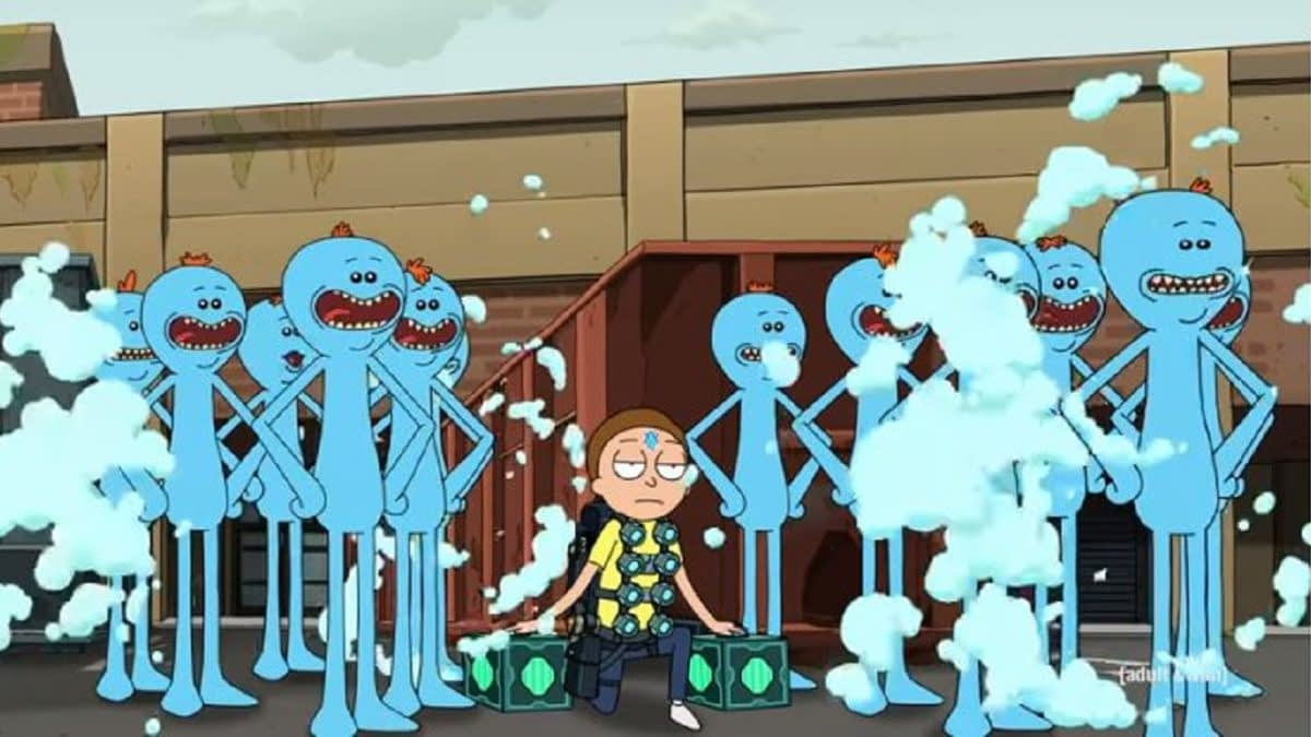 """Rick and Morty"" - Look, They Can't ALL Be Gems: Tales from the ""B-Story Generator"""