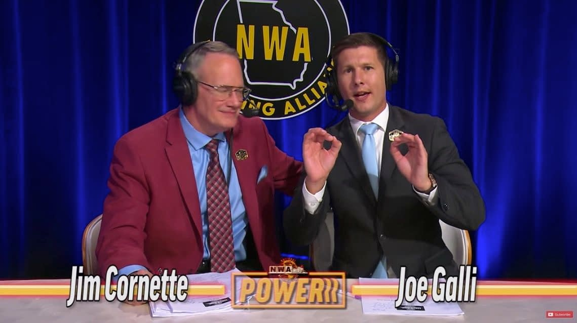 Wrestling World Shocked as Jim Cornette Resigns from NWA in Wake of Racist Joke