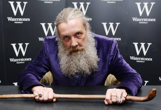 Alan Moore Announces He'll Be Voting -  For The First Time in Over 40 Years - For Labour and Jeremy Corbyn