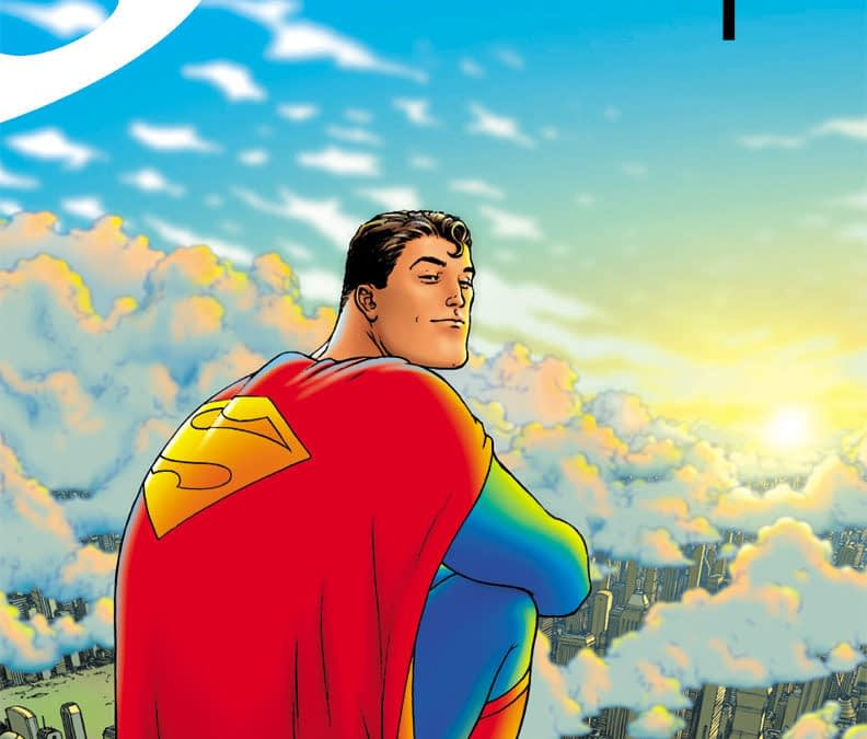 Swipe File: The Boys #34 And All Star Superman #1