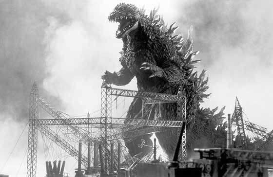 Changing Your View of Godzilla - Frank Darabont Is Writing Up A New Take On The Monster