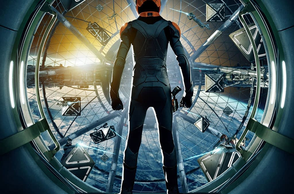 Free To Attend Ender's Game Panel In London With Guests And Exclusive Footage - More Tickets UPDATE