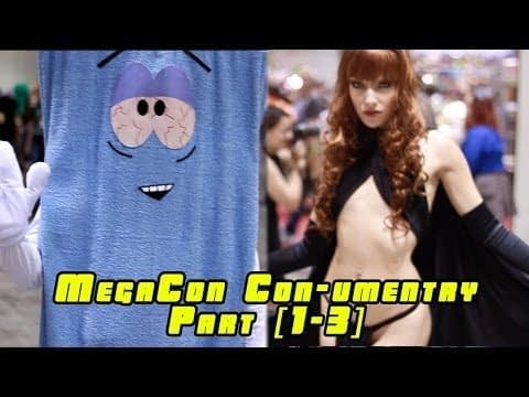 MegaCon 2014 Con-umentary: Cosplay Compilation Video! (Part One)