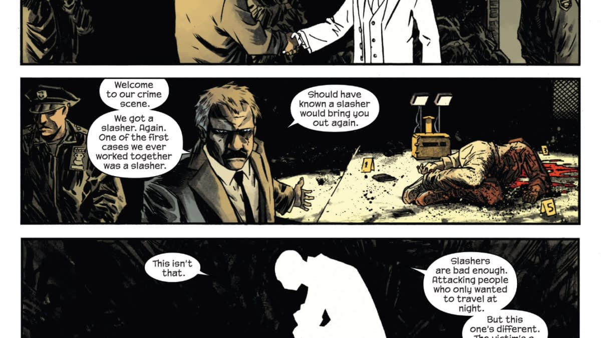 The One You See Coming - Saying Goodbye to Warren Ellis' Moon Knight