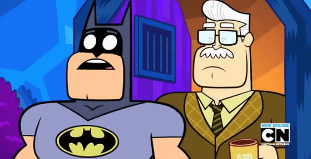 Are Batman And Gordon A Couple In Teen Titans Go!?