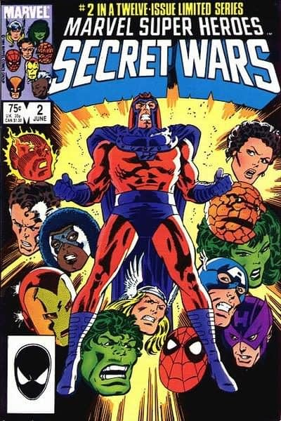 Secret Wars Turns 30 - A Look Back At Marvel's First Major Inter-Title Crossover