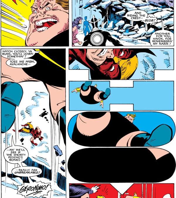 From Strip To Script - Uncanny X-Men #255