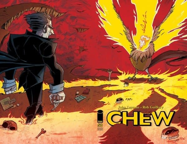 The Image Comics Exclusives, Creators And Panels At SDCC '15