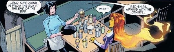 The Overpopularity Of Starfire Amongst Men, Women And... Well, Cats