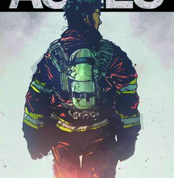 The Trauma Of Being A Hero - Preview Ashes: A Firefighter's Tale From Z2 Comics