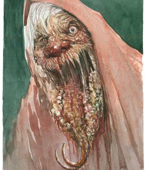 The Terrible 25 of Pre-Code Comic Book Horror
