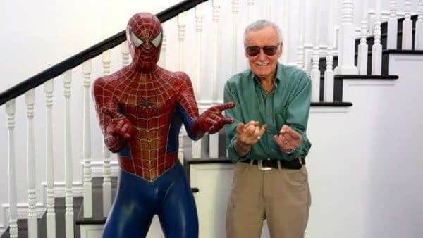 Stan Lee Loses $170,000, Selling His Hollywood Hills Home