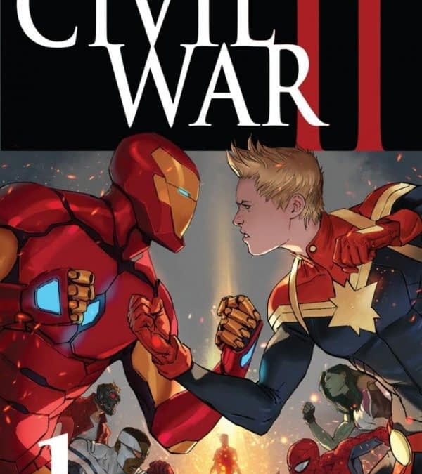Are These Massive Spoilers For Civil War II? Or Just Neogaf Fan Fic? (UPDATE)