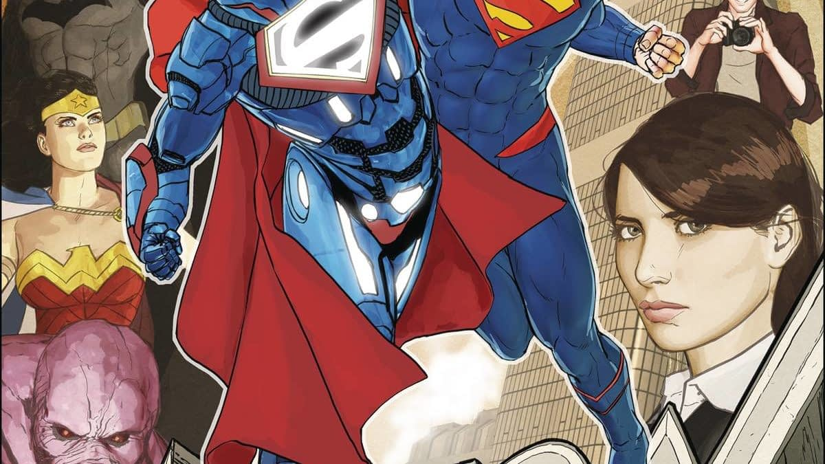 The Full DC Comics Solicitations For June 2016 - Credits, Details And The Logos On The Covers #DCRebirth (UPDATE)