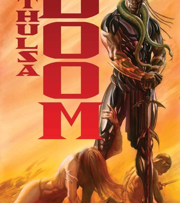 Review: Thulsa Doom #1 By Arvid Nelson, Luke Lieberman And Lui Antonio
