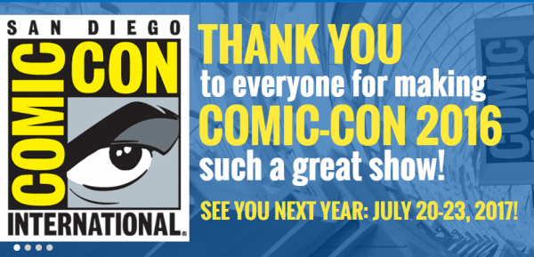 You Will Have A Better Chance Of Getting Into San Diego Comic-Con Next Year