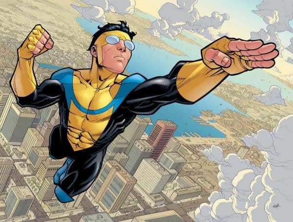 Robert Kirkman Brings Invincible To An End