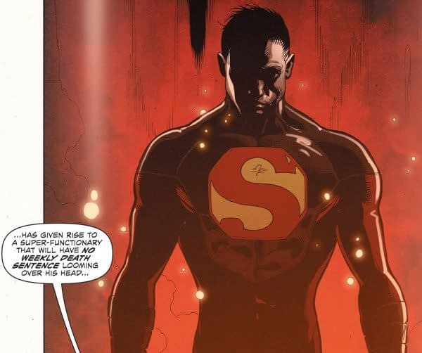 Gene Luen Yang Reclaims DC's Most Famous Racist Stereotype For New Super Man (Spoilers)