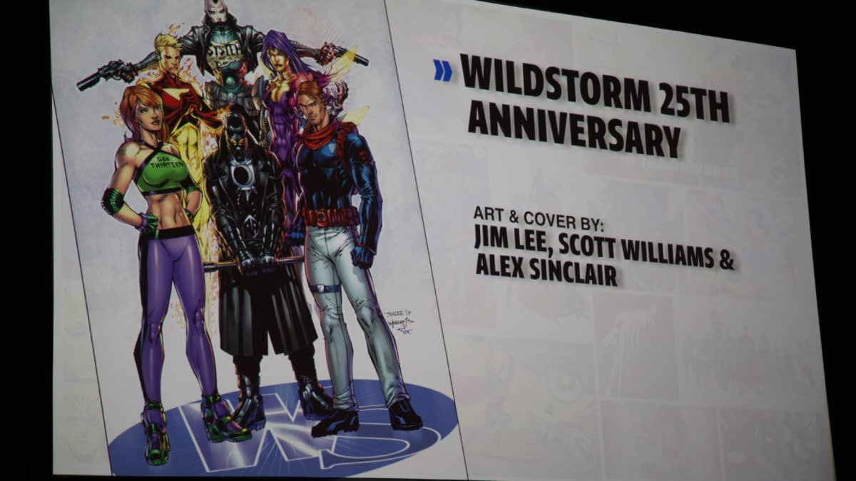 The Wildstorm 25th Anniversary Project With Full Visual UPDATE - Fiona Staples, Lee Bermejo, Jim Lee, Bryan Hitch, J Scott Campbell, Warren Ellis And More -