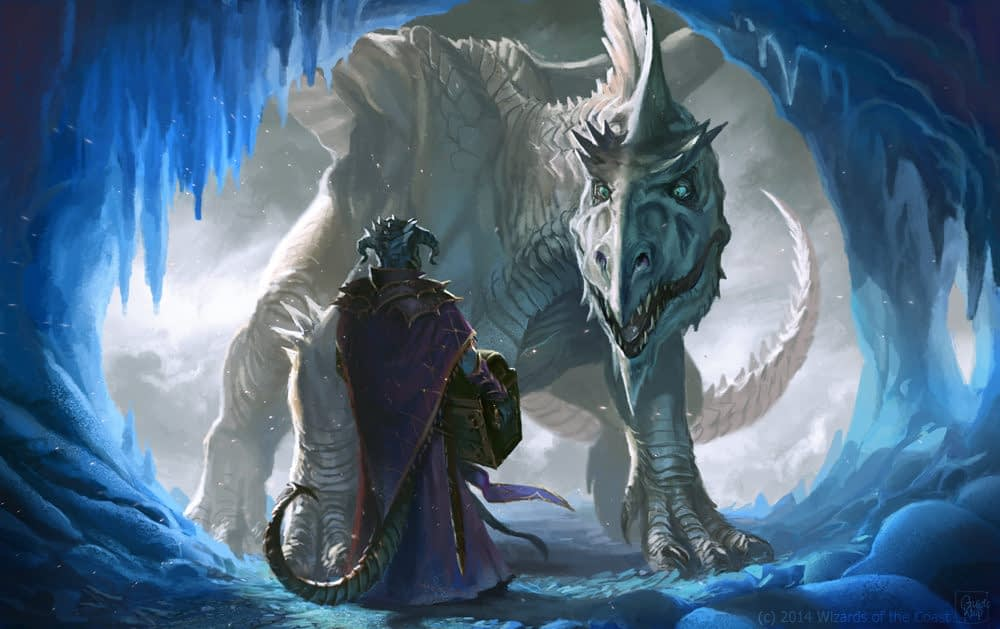 Preparing For D&D Tales: Hoard Of The Dragon Queen
