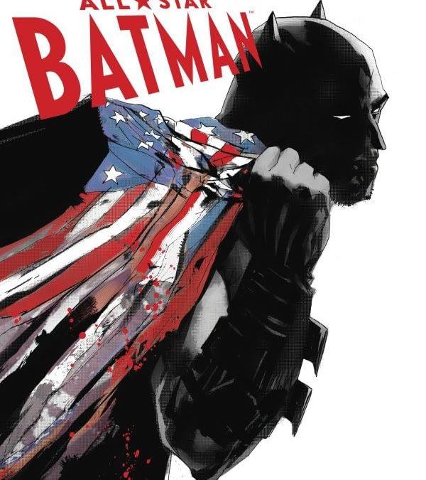 Fiction Armour: All Star Batman #9 Review