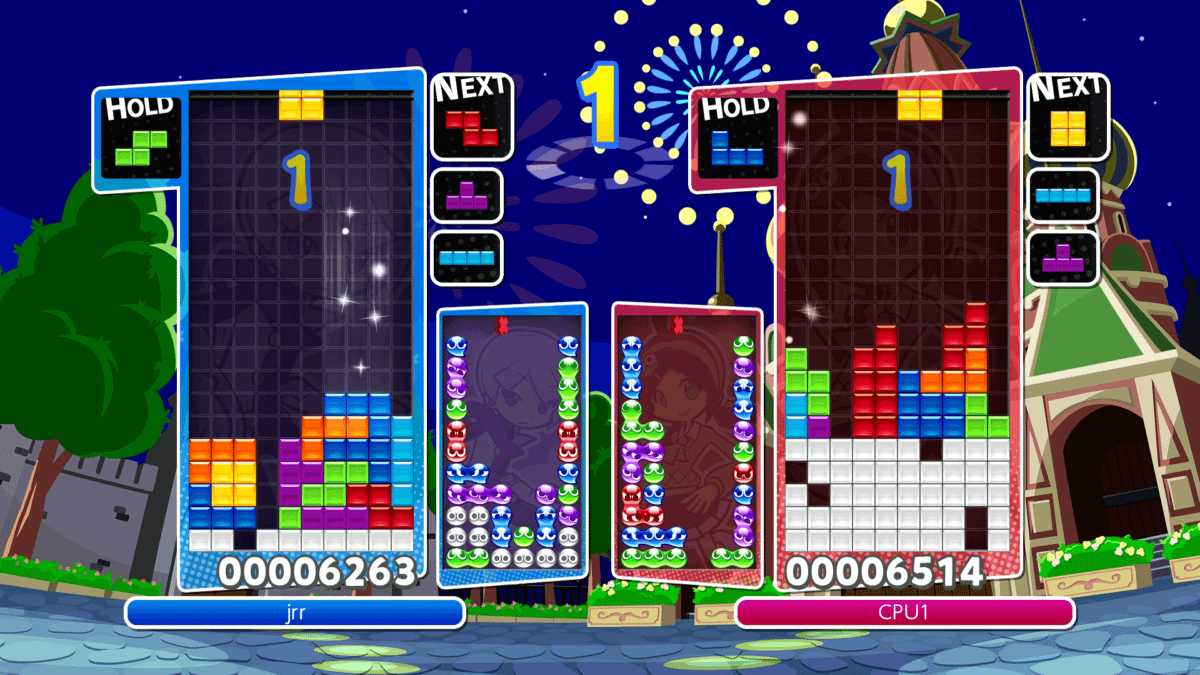 'Puyo Puyo Tetris' Is The Gaming Marriage No One Asked For