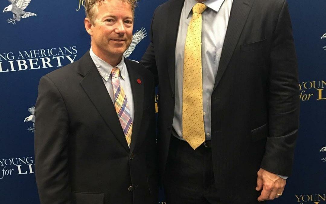 Senator Rand Paul Endorses Kane For Mayor Of Knox County, Tennessee