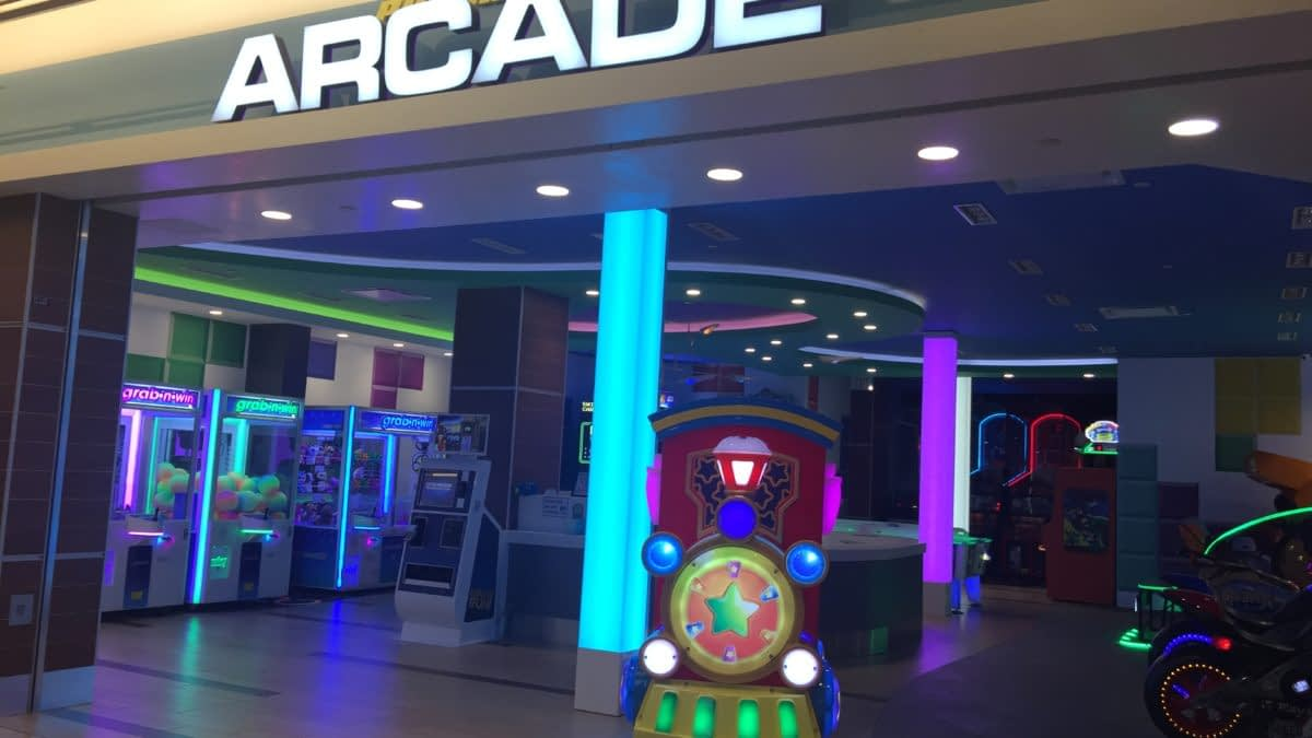 Arcade Chaser: There's An Arcade Inside Orlando International Airport
