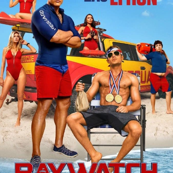 'Baywatch' Reviewed: Second Hand Boob Pain And Not Much Else
