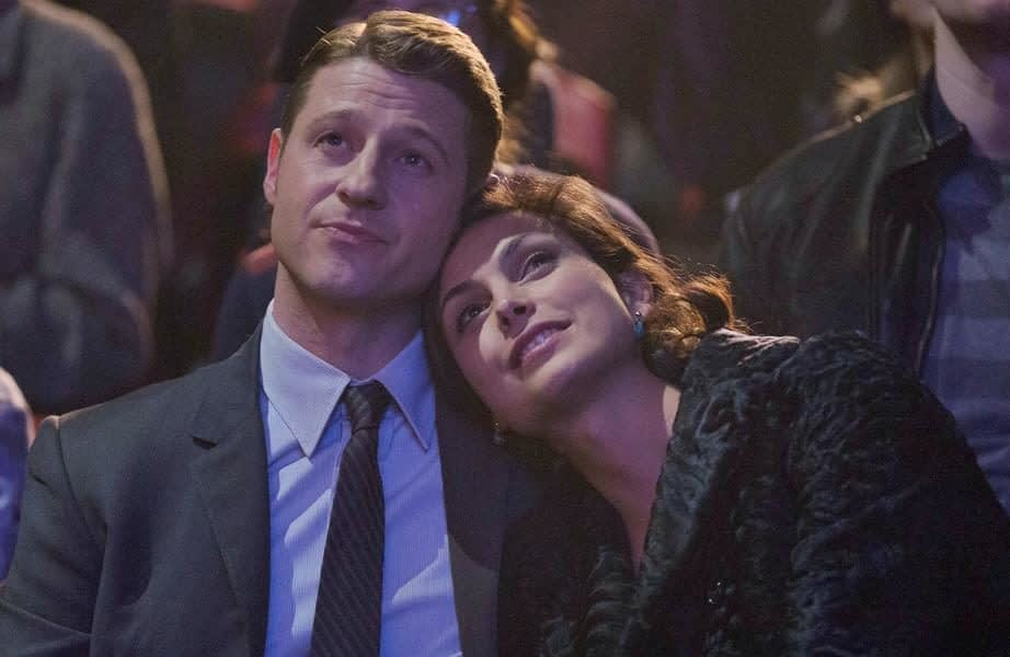 Gotham's Jim Gordon And Lee Thompkins Get Married In Real Life