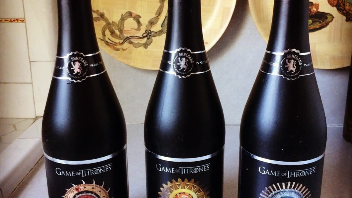 I Drink & I Know Things: Trying Out The New 'Game Of Thrones' Beer