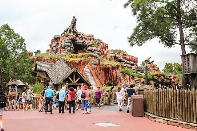 Splash Mountain At Disney World Evacuated – Why Can't I Be So Lucky?