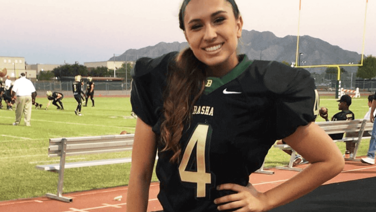Becca Longo - Kicking Her Way To Being The First Woman To Play In The NFL