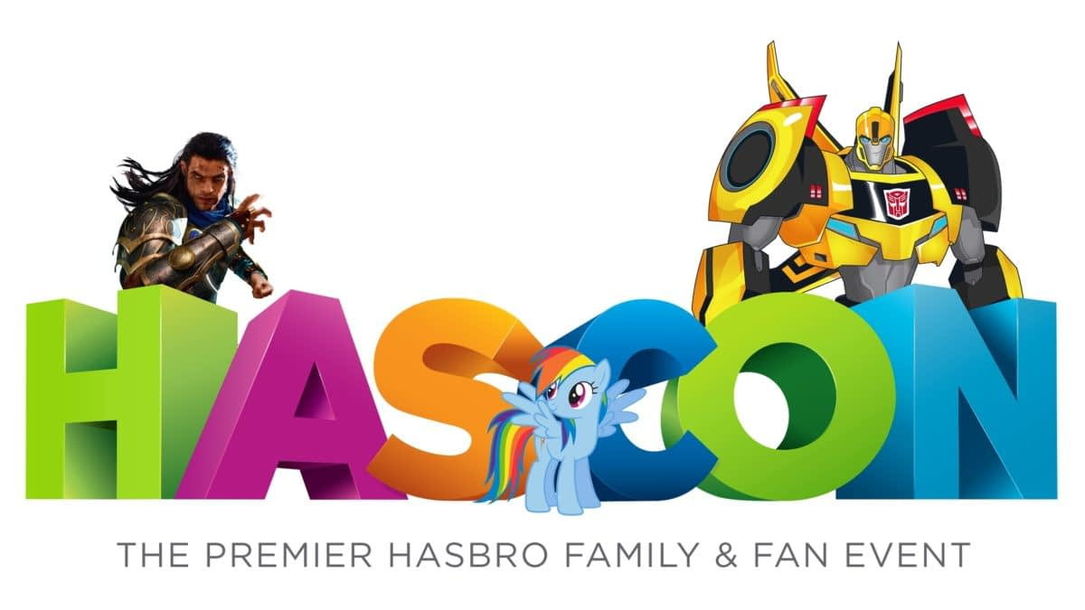 HASCON 2017 Details Announced...James Gunn To Attend, And Events Galore